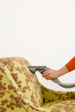 Upholstery cleaning in Windcrest TX by Complete Clean Water Extraction