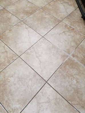 Before & After Grout Coloring in San Antonio, TX (1)