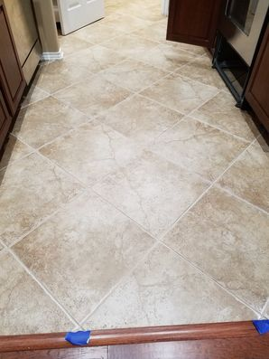 Before & After Grout Coloring in San Antonio, TX (3)