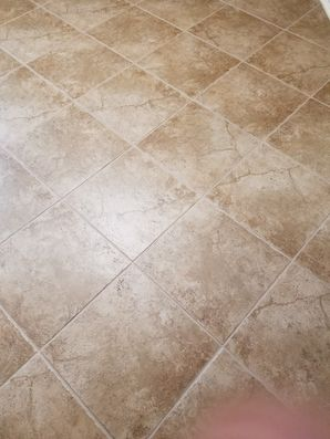 Before & After Grout Coloring in San Antonio, TX (4)