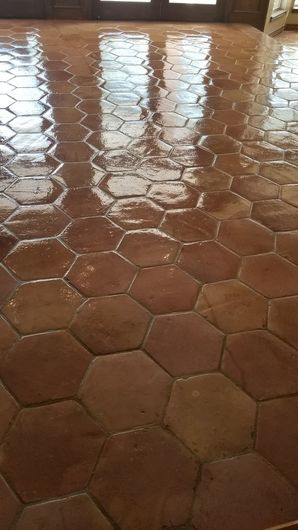 Saltillo Tile Cleaning & Sealing in San Antonio, TX (3)