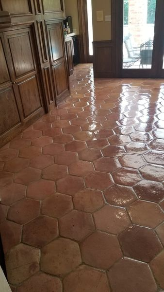 Saltillo Tile Cleaning & Sealing in San Antonio, TX (5)