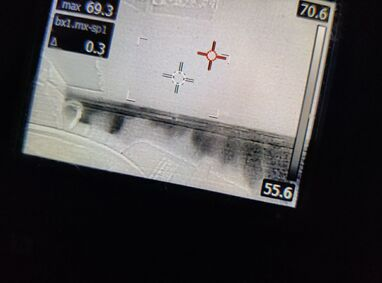 Thermal Image Inspection for Water Damage in San Antonio, TX (2)