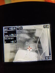 Thermal Image Inspection for Water Damage in San Antonio, TX (1)