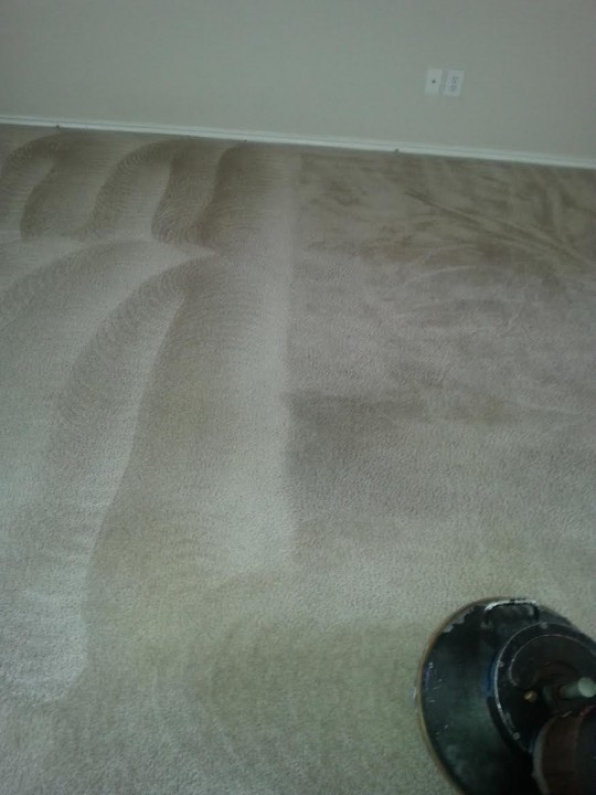 Before Carpet Cleaning in San Antonio, TX