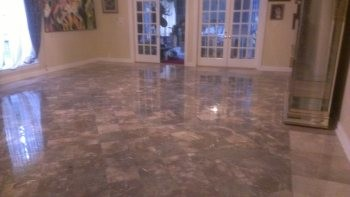Stone Floor Cleaning and Polishing in San Antonio, TX