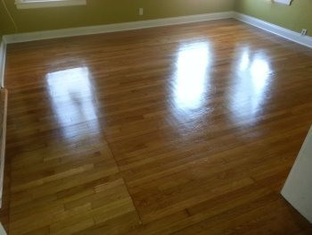 Wood Floor Cleaning in Olmos, TX