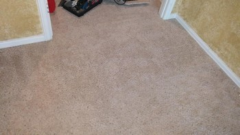After Carpet Repair in Stone Oak, TX