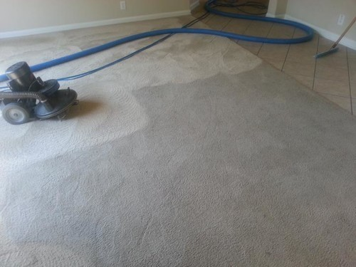 Carpet Cleaning by Complete Clean Water Extraction in San Antonio, TX