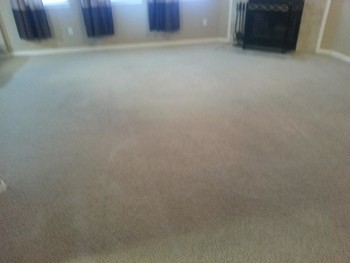 After Carpet Cleaning in Cibolo, TX