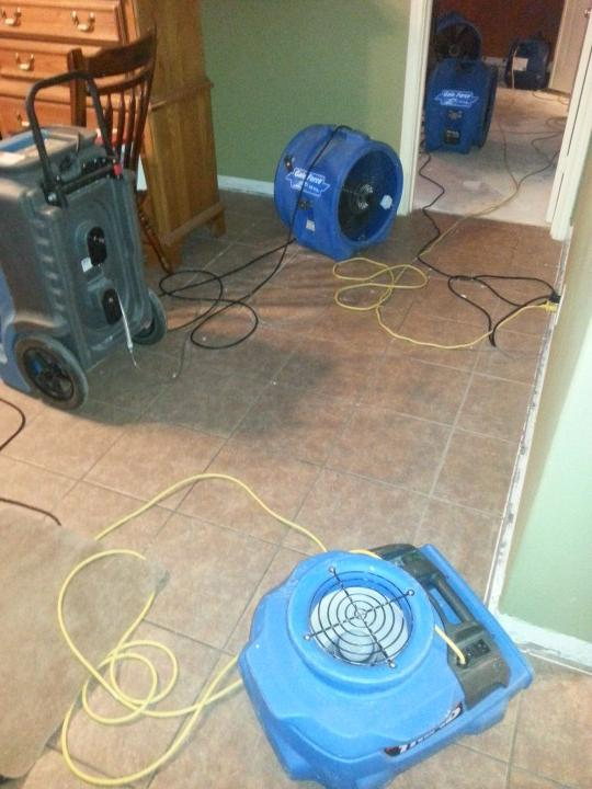 Water Remediation in Cibolo, TX