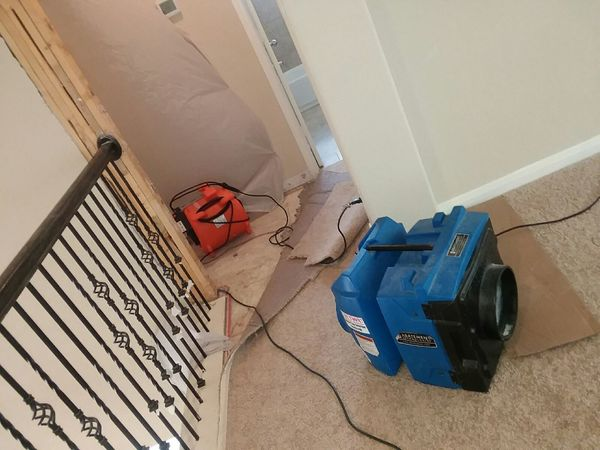 Dry Out Services from Air Condition Leak in San Antonio, TX (5)