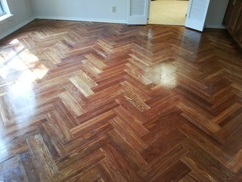 Wood Floor Cleaning in Schertz Texas